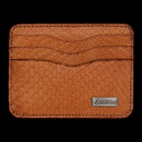 Peach Python Credit Card Holder
